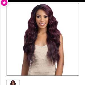 Model Model Jacy Lace Part Wig
